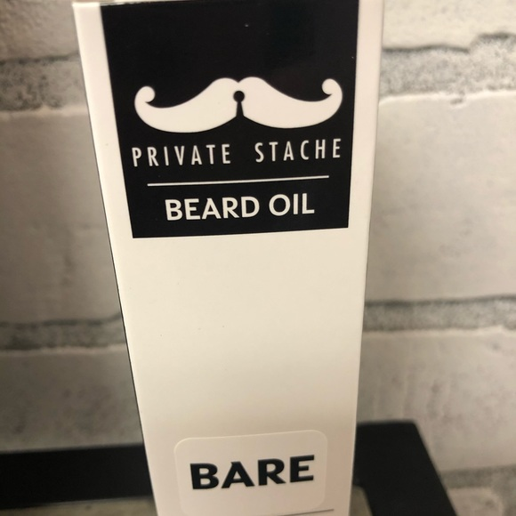 Private Stache Other - Unscented beard oil 🧔🧔🏻🧔🏼🧔🏽🧔🏾🧔🏿